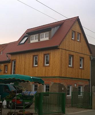 Holzfassaden Verkleidungen Massivholzdielung
